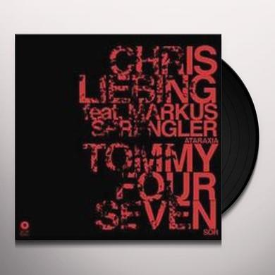 Chris / Tommy Four Seven Liebing ATARAXIA / SOR Vinyl Record