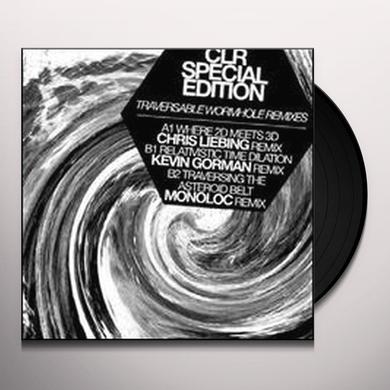 TRAVERSABLE WORMHOLE Vinyl Record - Special Edition