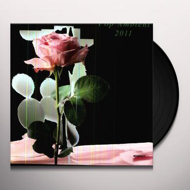 POP AMBIENT 2011/ VARIOUS Vinyl Record