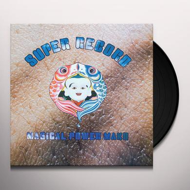 Magical Power Mako SUPER RECORD Vinyl Record
