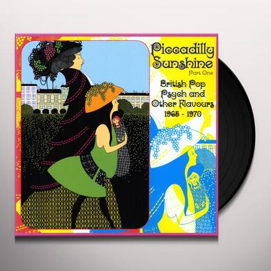 PICCADILLY SUNSHINE 1: BRITISH POP PSYCH / VAR Vinyl Record