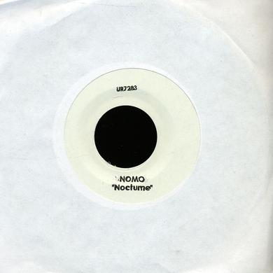 Nomo / Shawn Lee UPSIDE DOWN Vinyl Record