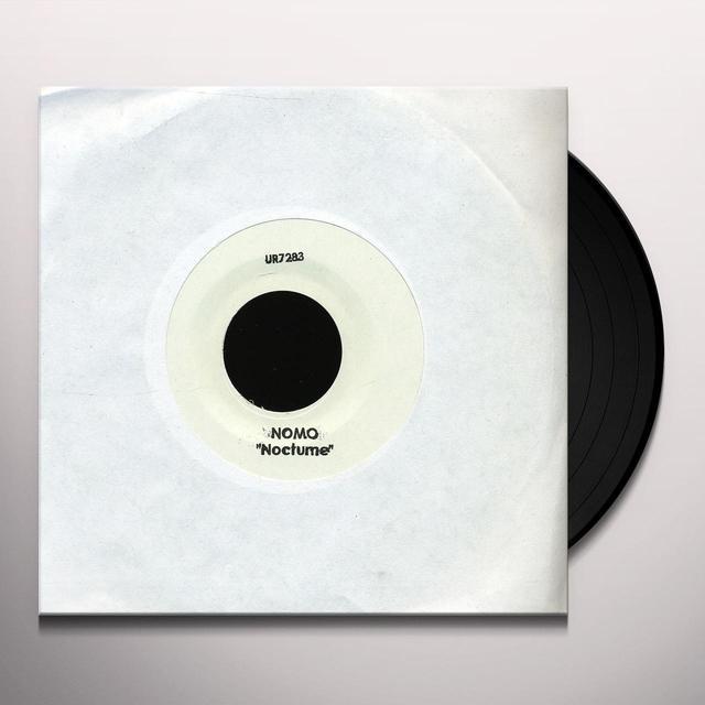 Nomo / Shawn Lee UPSIDE DOWN Vinyl Record - Limited Edition