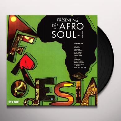 Afro-Soultet AFRODESIA Vinyl Record