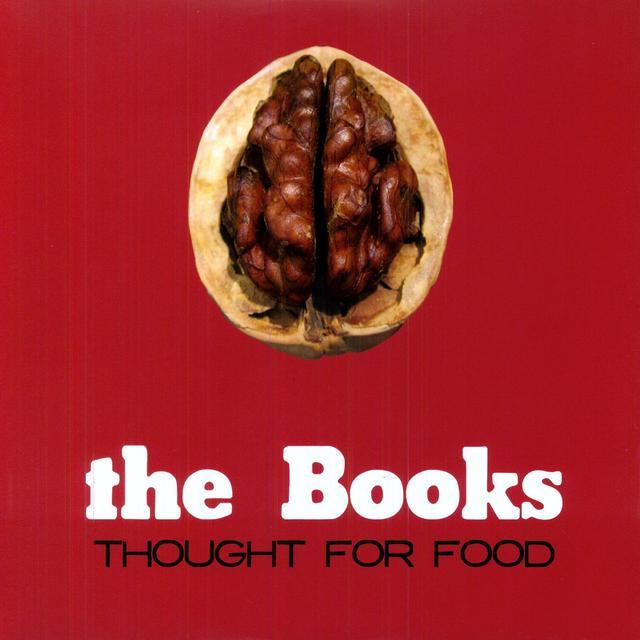 Books THOUGHT FOR FOOD Vinyl Record - Remastered