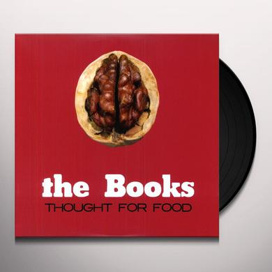 Books THOUGHT FOR FOOD Vinyl Record