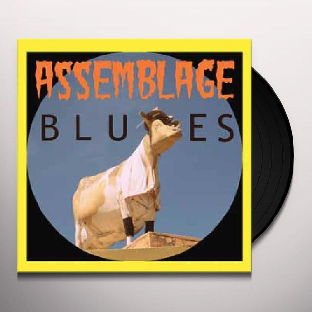 Dan Melchior ASSEMBLAGE BLUES Vinyl Record