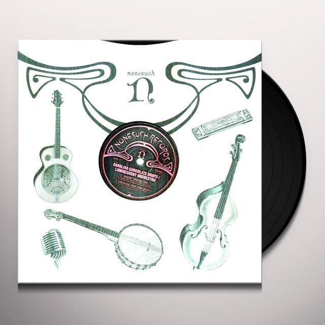 CAROLINA CHOCOLATE DROPS / LUMINESCENT ORCHESTRII Vinyl Record