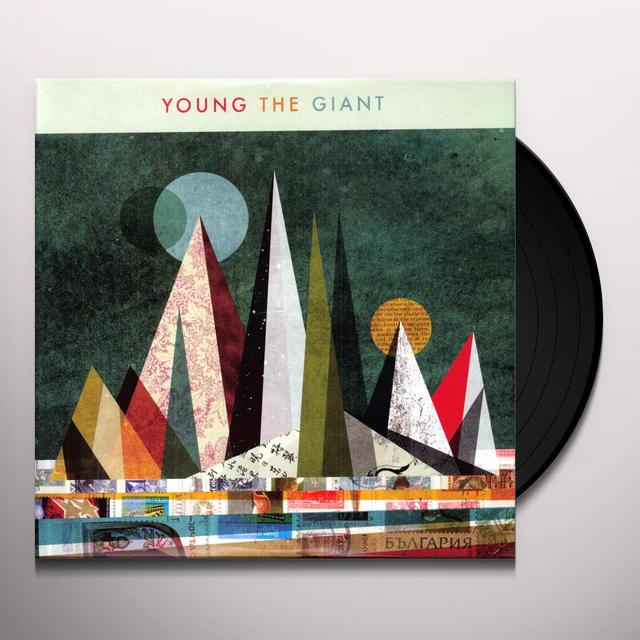 YOUNG THE GIANT Vinyl Record - Digital Download Included