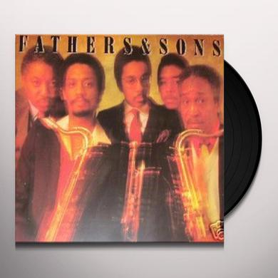 Wynton Marsalis FATHERS & SONS Vinyl Record