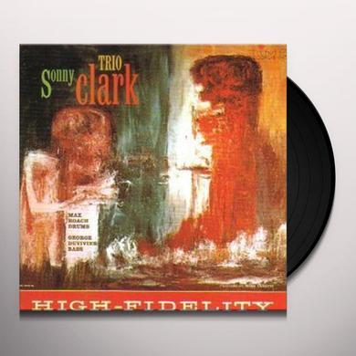 SONNY CLARK TRIO Vinyl Record