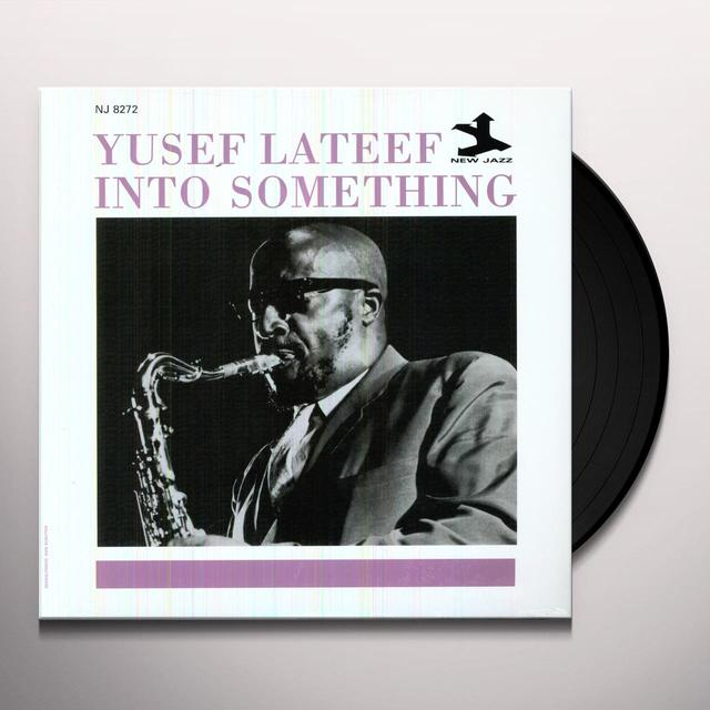 Yusef Lateef INTO SOMETHING Vinyl Record