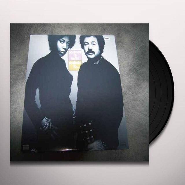 Barbara / Ernie PRELUDE TO Vinyl Record