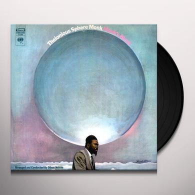 Thelonious Monk MONKS BLUES Vinyl Record