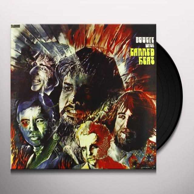 BOOGIE WITH CANNED HEAT Vinyl Record - 180 Gram Pressing