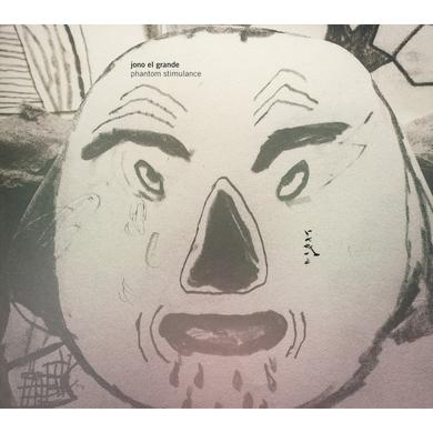 Jono El Grande PHANTOM STIMULANCE Vinyl Record