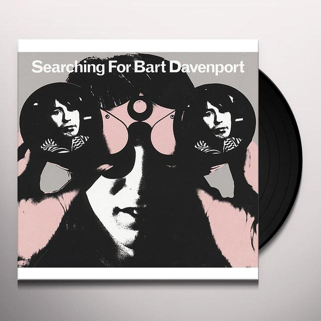 SEARCHING FOR BART DAVENPORT Vinyl Record