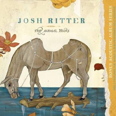 Josh Ritter ANIMAL YEARS Vinyl Record