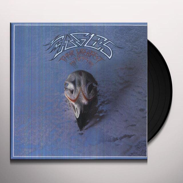 The Eagles and Glenn Frey THEIR GREATEST HITS 1971-1975 Vinyl Record - 180 Gram Pressing