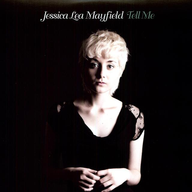 Jessica Lea Mayfield TELL ME Vinyl Record