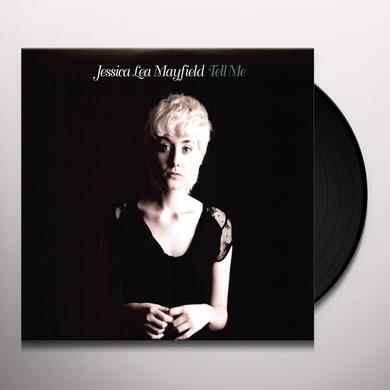 Jessica Lea Mayfield TELL ME (BONUS CD) Vinyl Record - 180 Gram Pressing