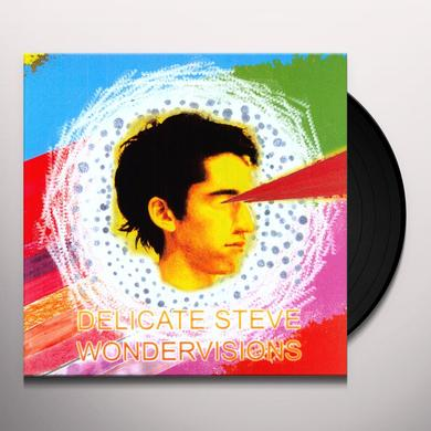 Delicate Steve WONDERVISIONS Vinyl Record