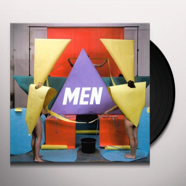 Men TALK ABOUT BODY Vinyl Record
