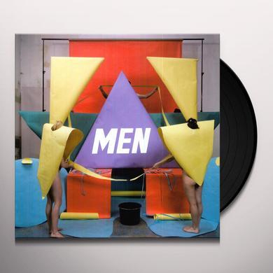 Men TALK ABOUT BODY Vinyl Record