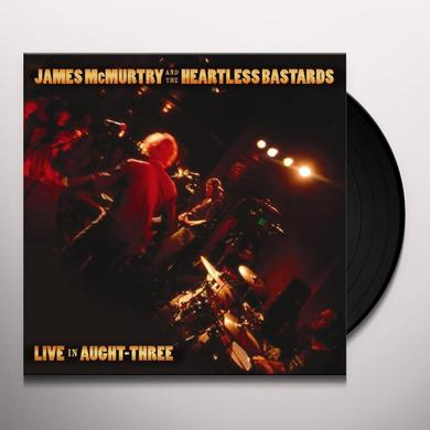 James Mcmurtry LIVE IN AUGHT THREE Vinyl Record