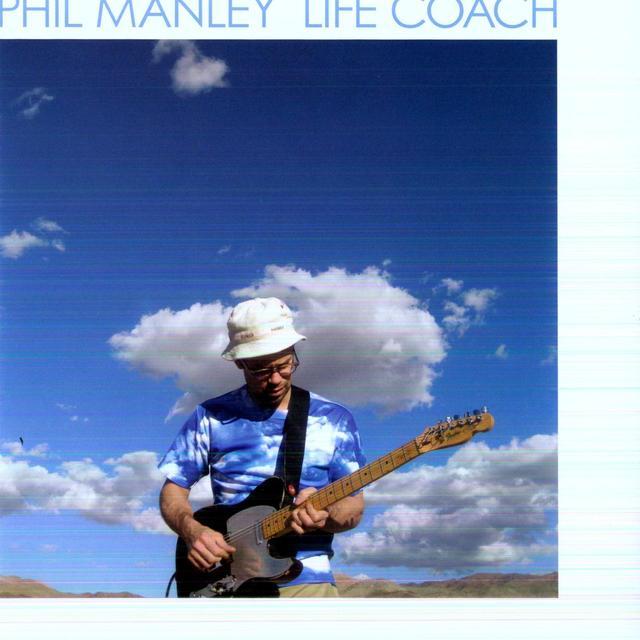 Phil Manley LIFE COACH Vinyl Record