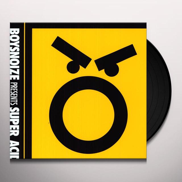 BOYSNOIZE PRESENTS: SUPER ACID / VARIOUS Vinyl Record