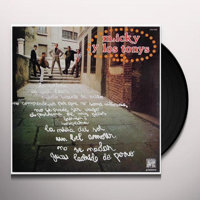 MICKY Y LOS TONYS Vinyl Record