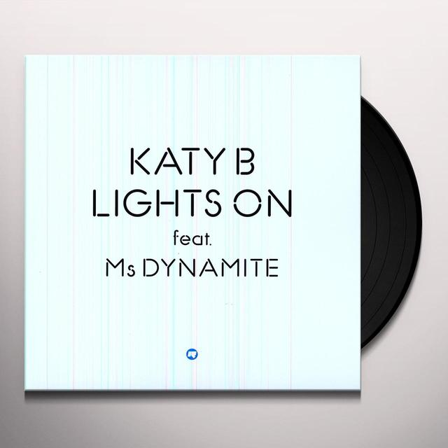 Katy B / Ms Dynamite LIGHTS ON Vinyl Record