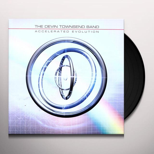 Devin Townsend ACCELERATED EVOLUTION Vinyl Record - Limited Edition, 180 Gram Pressing