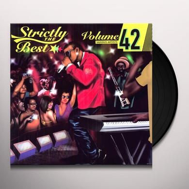 STRICTLY THE BEST 42 / VARIOUS Vinyl Record