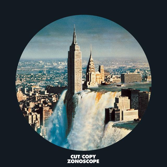 Cut Copy ZONOSCOPE Vinyl Record