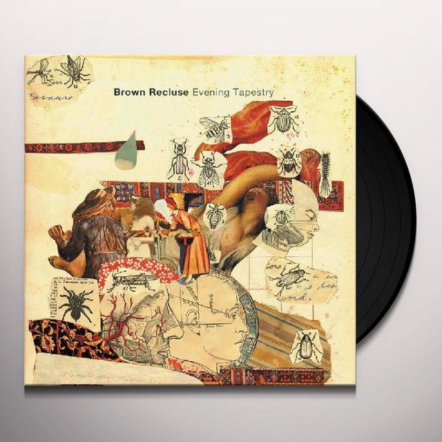 Brown Recluse EVENING TAPESTRY Vinyl Record