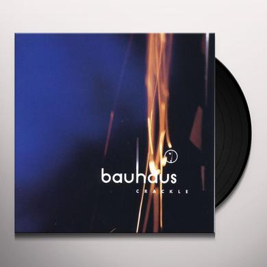 CRACKLE: BEST OF BAUHAUS Vinyl Record