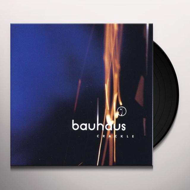 CRACKLE: BEST OF BAUHAUS Vinyl Record