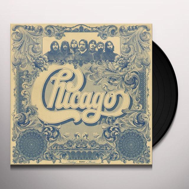 CHICAGO VI Vinyl Record - Limited Edition, 180 Gram Pressing