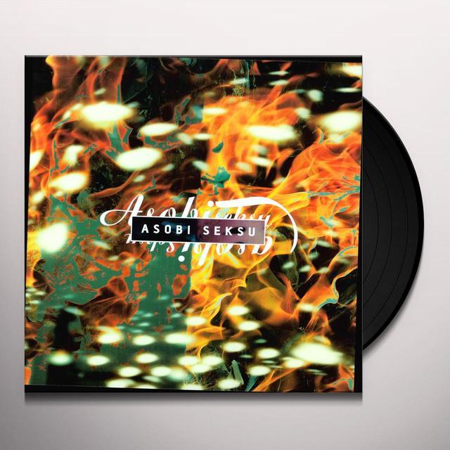 Asobi Seksu FLUORESCENCE Vinyl Record - 180 Gram Pressing, Digital Download Included