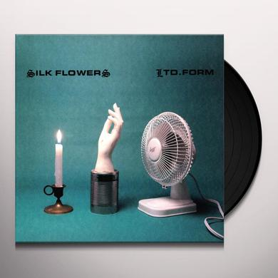 Silk Flowers LTD FORM Vinyl Record