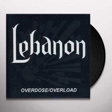 Lebanon OVERDOSE OVERLOAD Vinyl Record