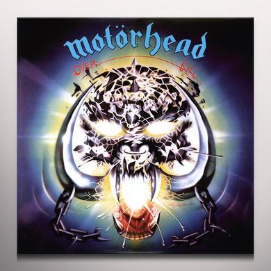 Motorhead OVERKILL Vinyl Record - Colored Vinyl, Limited Edition, 180 Gram Pressing