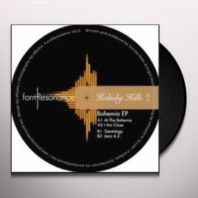 Holmby Hills BOHEMIA (EP) Vinyl Record