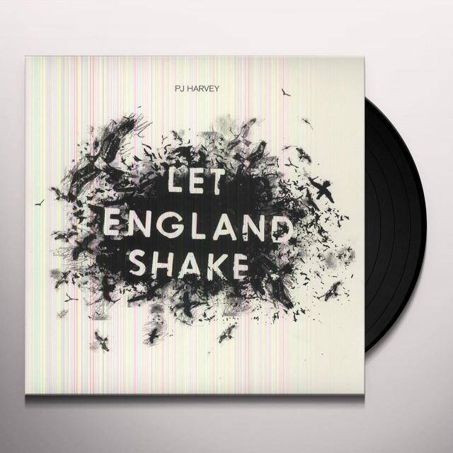 Pj Harvey LET ENGLAND SHAKE Vinyl Record