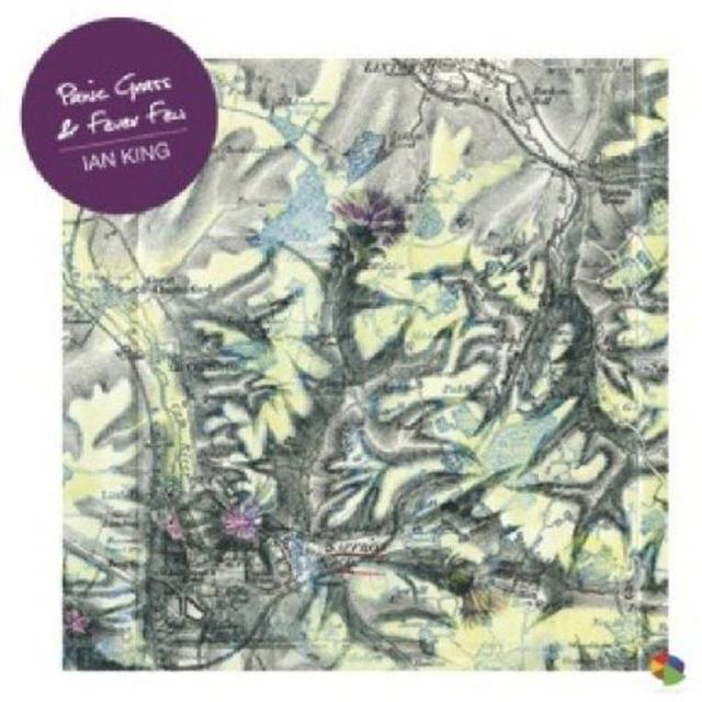 Ian King PANIC GRASS & FEVER FEW (Vinyl)