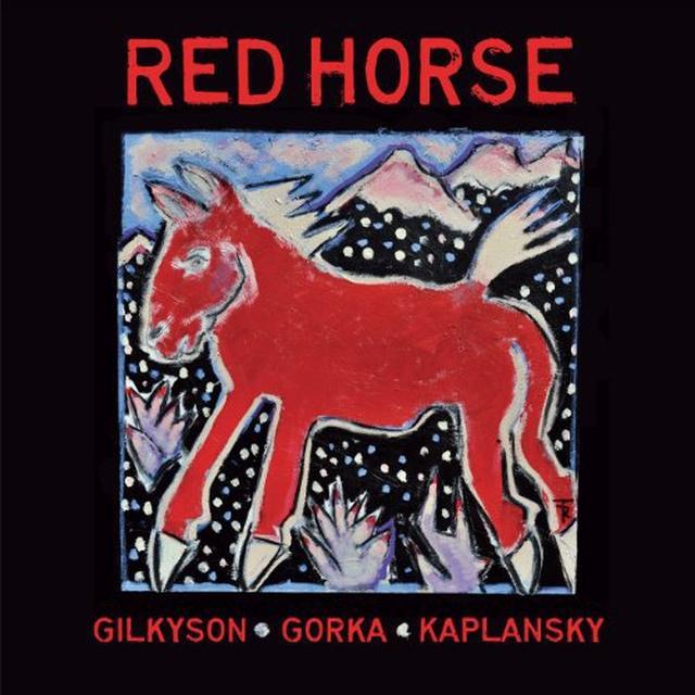RED HORSE Vinyl Record