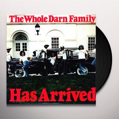 Whole Darn Family HAS ARRIVED Vinyl Record