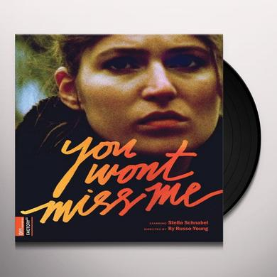 You Wont Miss Me / O.S.T. (W/Dvd) (Ws) (Ltd) (Dol) YOU WONT MISS ME / O.S.T. (W/DVD)  (DOL) (WS) Vinyl Record - Limited Edition